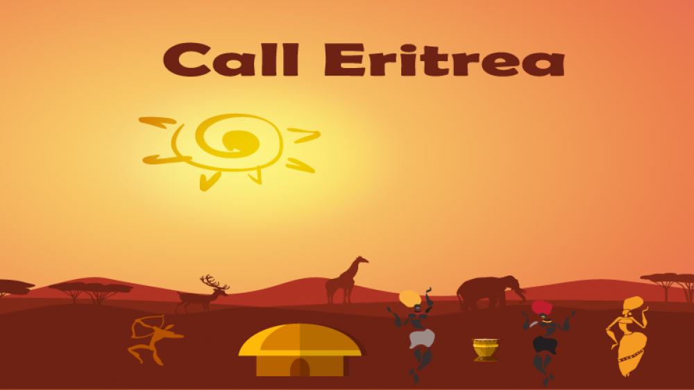 Eritrea low cost calls from Greece